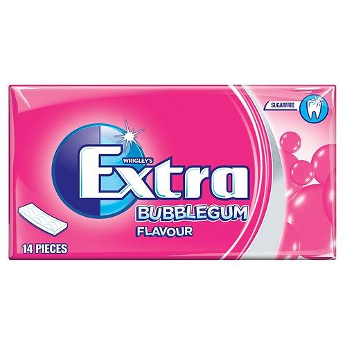 Wrigley's Extra Bubblegum Sugar Free Soft Chewing Gum 26.6g