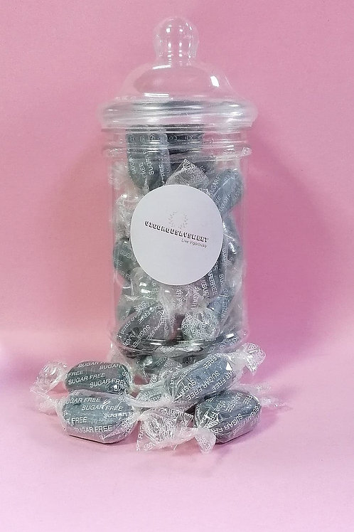 Stockley Sugar-Free Throat and Chest Sweets Jar