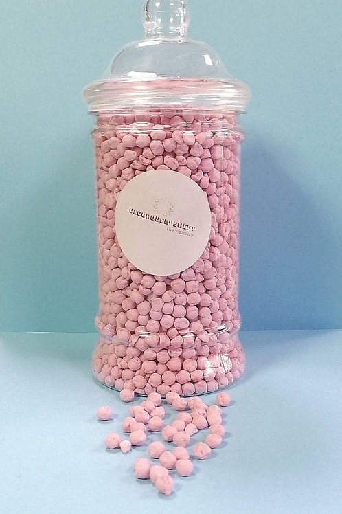 MillionsStrawberry vegan sweets Jar 400g