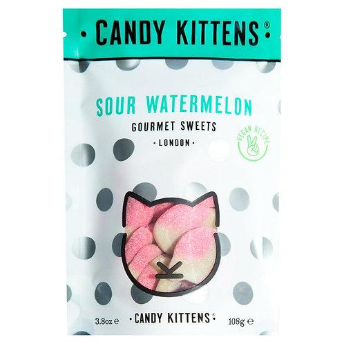 Candy Kitten - Sour Watermelon Gourmet Sweets 108g