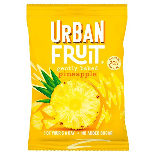 Urban Fruit Gently Baked Pineapple 35g