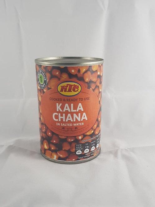KTC Kala Chana (Black Chickpeas) 400g