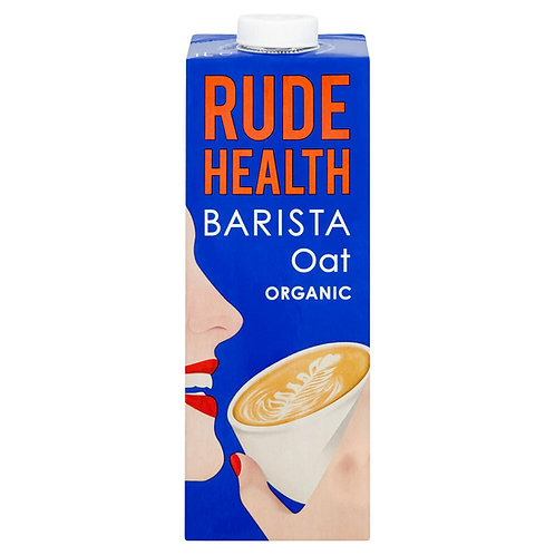 Rude Health - Barista Oat 1L