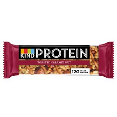 KIND Protein Toasted Caramel Nut bar 50g