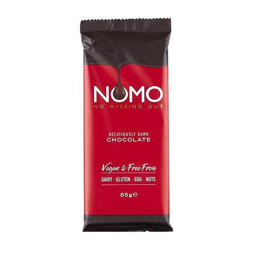 Nomo Deliciously Dark Chocolate Bar 85G