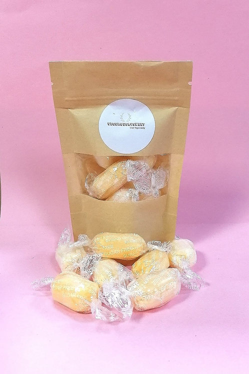 Stockley's Sugar-Free Sherbet Lemons Sweets Pouch