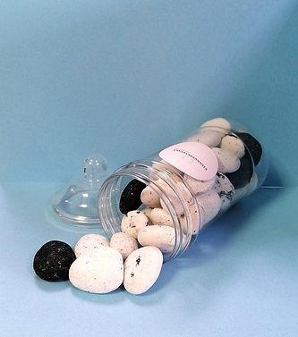 Vegan sweets grey moon stones Jar.jpg