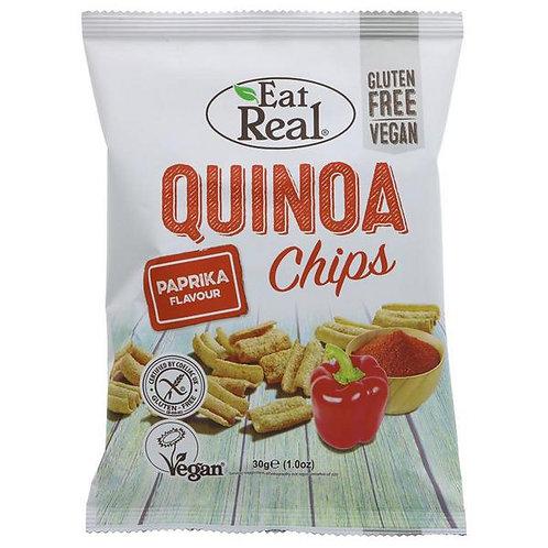 Eat Real Quinoa Paprika 30g