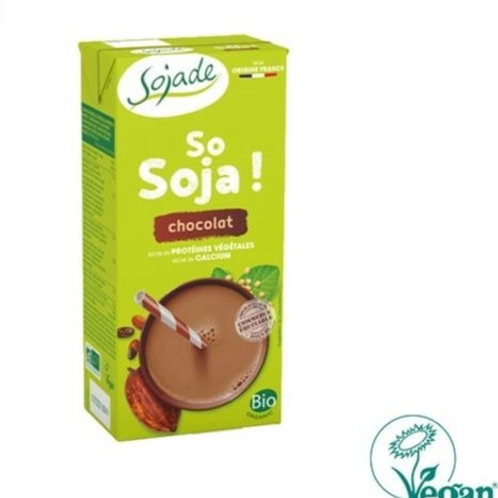 Sojade Soya Drink • Chocolate & Calcium 1L