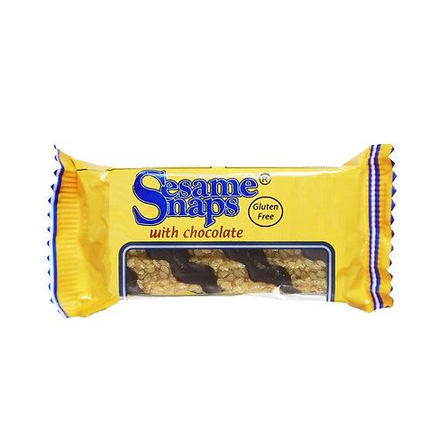 Sesame Snaps - in Chocolate 30g
