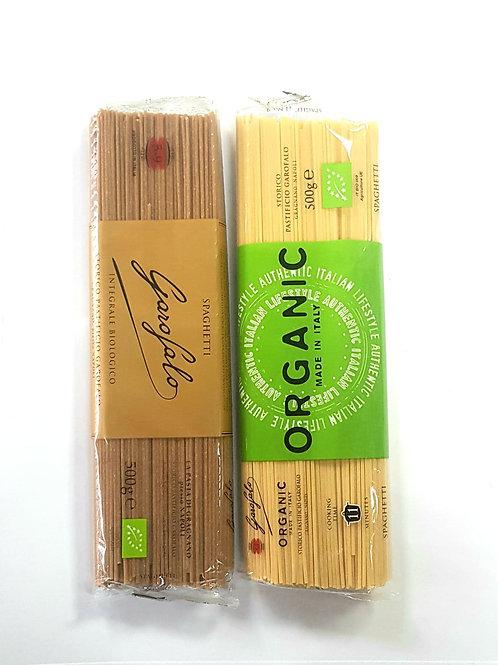 2 x Garofalo  Organic Spaghetti