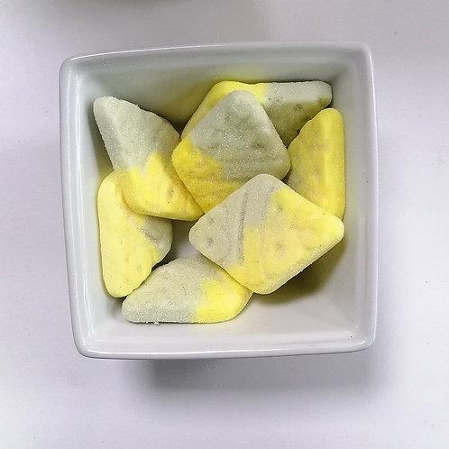 BUBS Sweets Sour Foam Romb Tutti Frutti Vegan Sweets Pouch (6162)