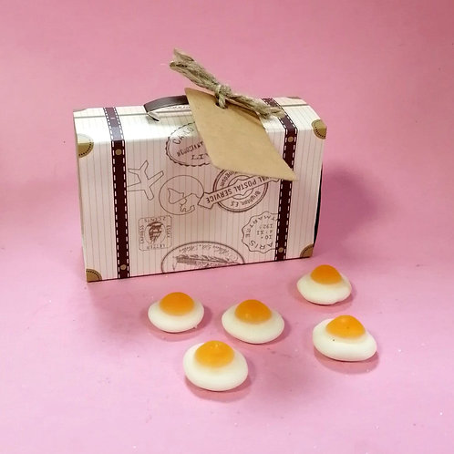 Fried Eggs - Halal - Fancy Sweet Box 50g