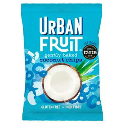 Urban Fruit Gently Baked Coconut Chips 35g
