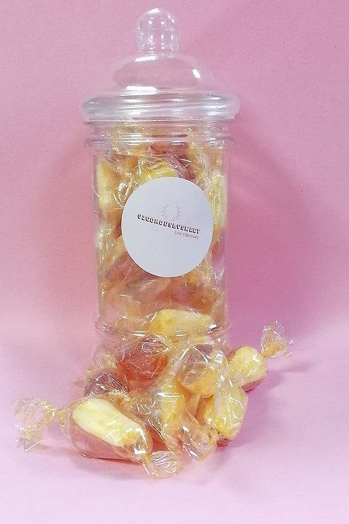 Stockley Sugar free Pear Drops Sweets Jar