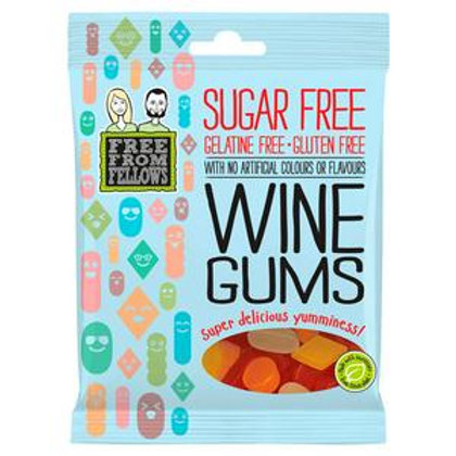 Free From Fellows sugar free Wine Gums 100g