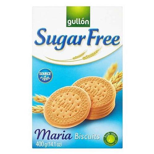 Gullon SUGAR FREE Maria Biscuits 400g