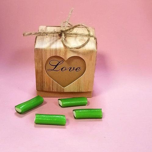 Fini - Apple Pencil - Halal - Fancy Sweet Box 50g