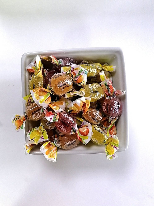 Fabro Sugar Free Assorted Soft Fruit Sweets Jellies