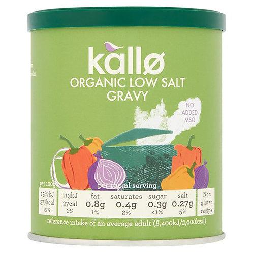Kallo Organic Low Salt Gravy Granules 160g
