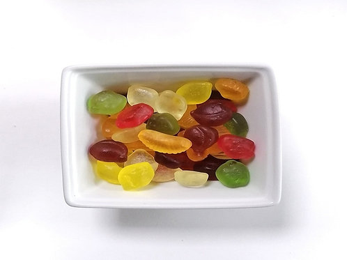 Astra sugar free fruit gums sweets