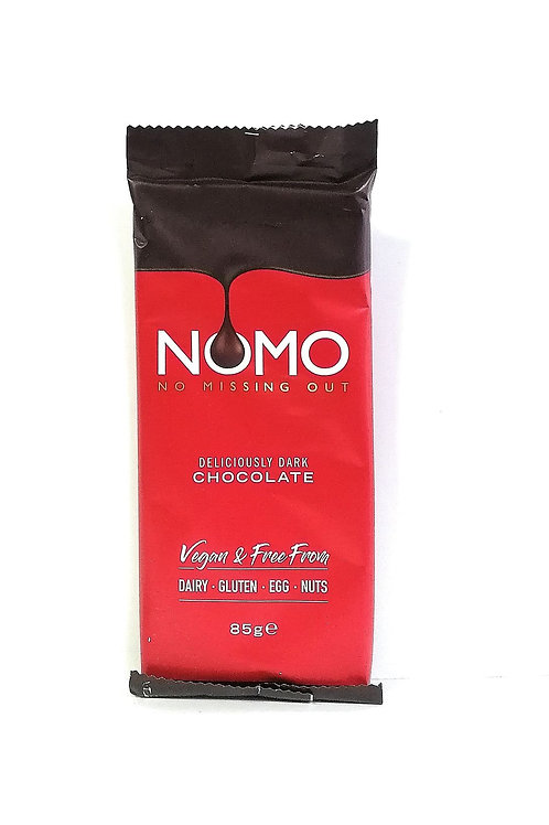 Nomo Vegan Deliciously Dark Chocolate Bar 85G