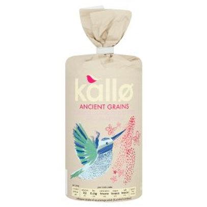 Kallo Ancient Grains Amaranth & Linseed Corn Cake Thins 150g