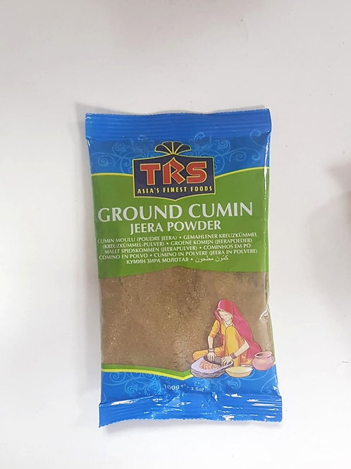 TRS Ground Cumin - Jeera Powder 100g