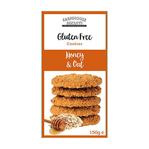 Farmhouse Biscuits Honey & Oat 150g