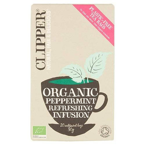 Clipper - Organic Peppermint Refreshing Infusion 30g