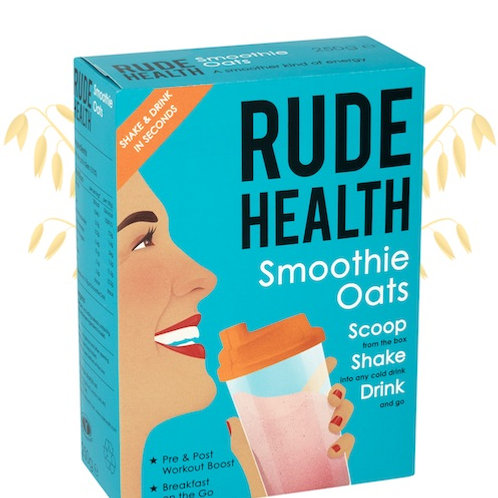 Rude Health - Smoothie Oats (Scoop - Shake - Drink) 250g