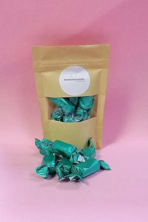 Stockley Sugar free Mint Toffee Sweets Pouch