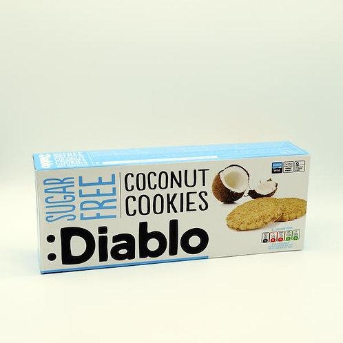 Diablo Sugar -Free Coconut Cookies 150g