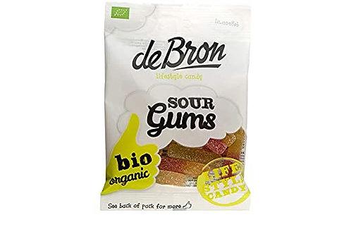 De Bron Sour Gums 100g Bio Organic