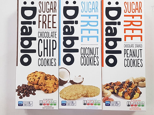 Sugar-Free Treat 3 in 1 Diablo Biscuits