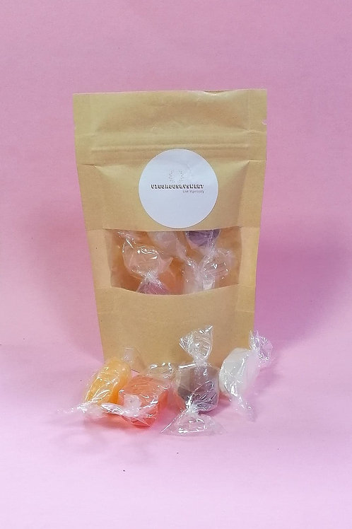 Bonds of London Sugar Free Garden fruits Sweets pouch