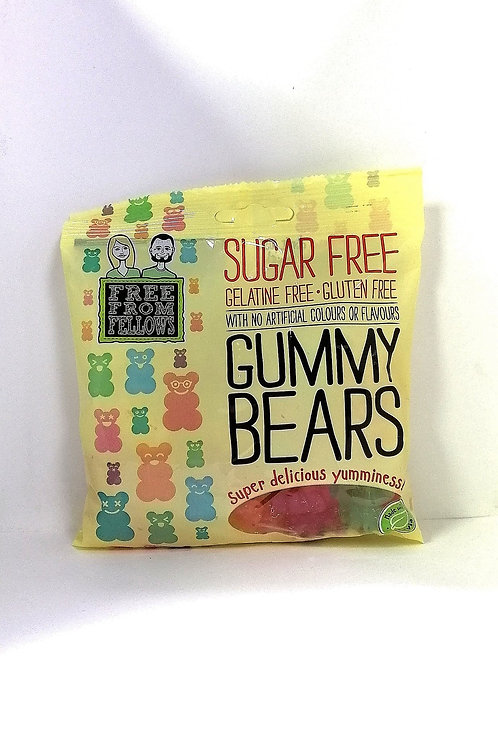 Free From Fellows sugar free Gummy Bears sweets 100g