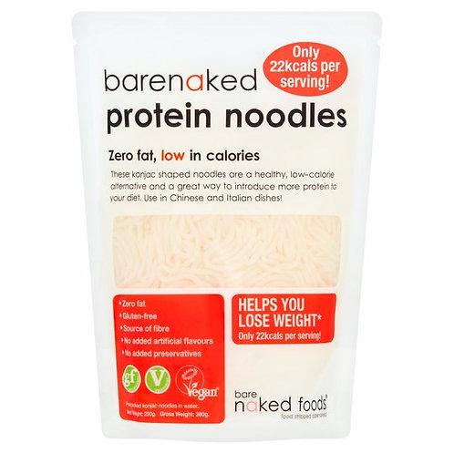 Barenaked Protein Noodles Zero Fat 380g