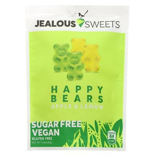 Jealous Sweets Happy Bears Lemon & Apple 40g