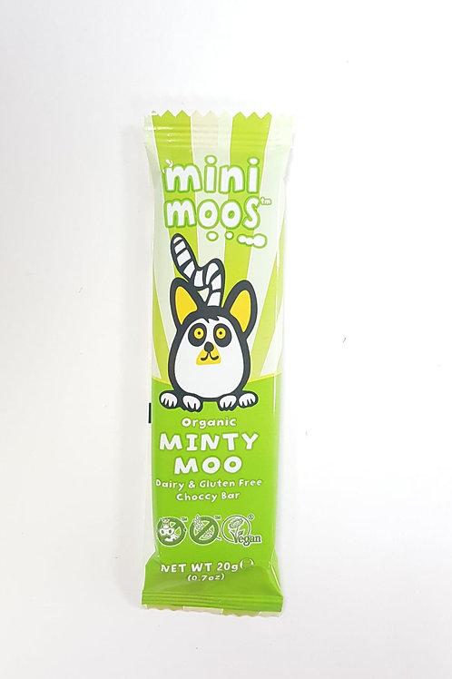 Mini Moos Minty Moo Chocolate 20g