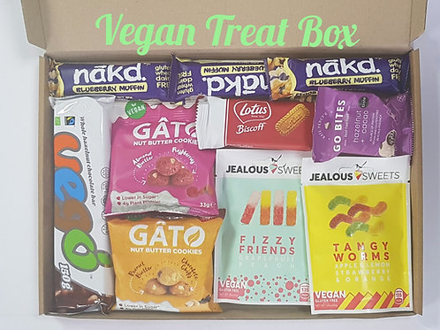 Vegan Treat Box