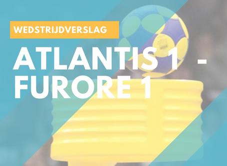 Atlantis 1 - Furore 1 (17-13)
