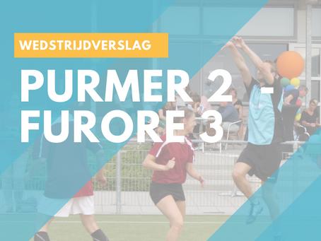Purmer 2 - Furore 3 (10-9)