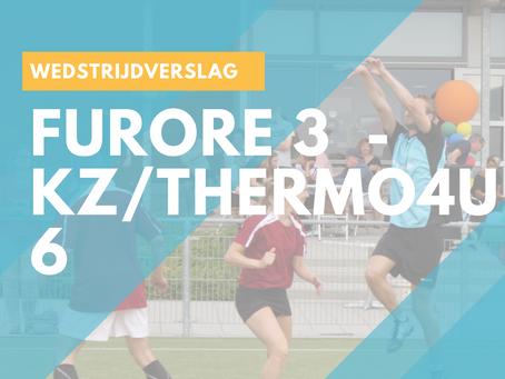 Furore 3 - KZ/Thermo4U 6 (9-9)