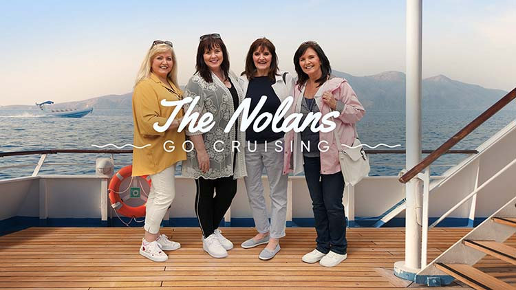 The Nolans Go Cruising | Quest Red