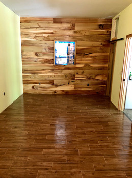 Tile Installation/ Wall paneling