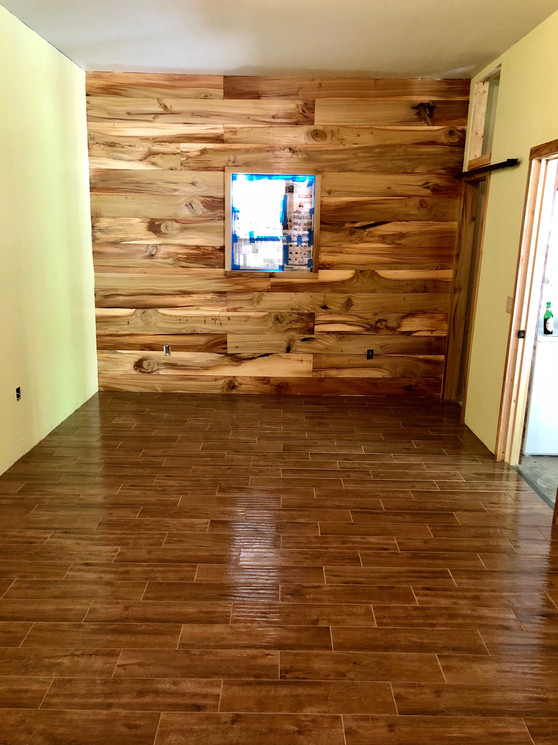 Tile Installation/ Wall paneling