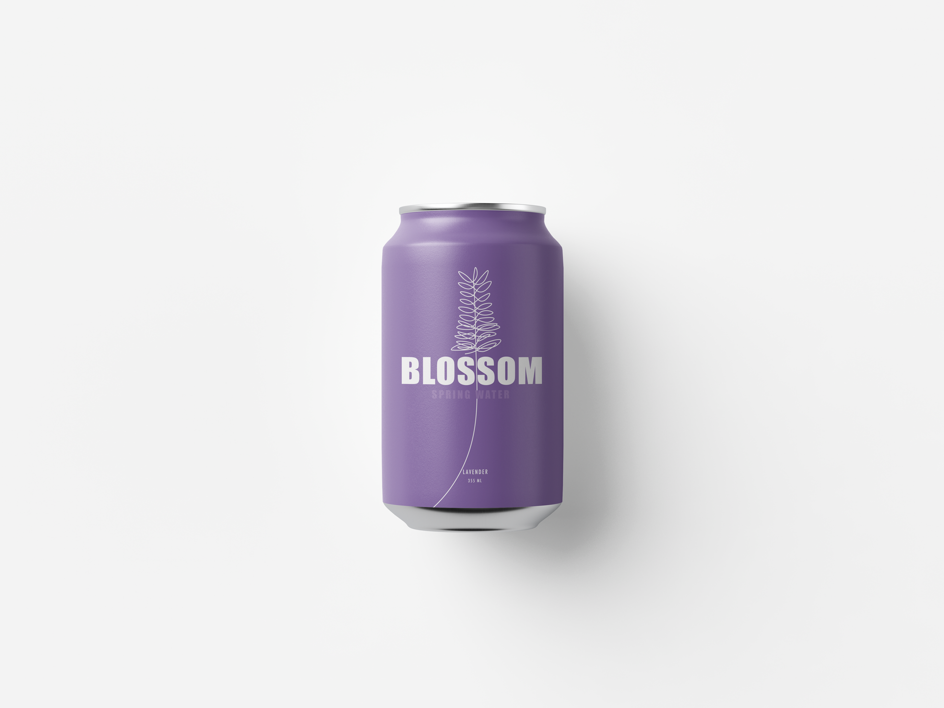 Lavender can