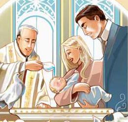Celebrazioni Battesimi 2018