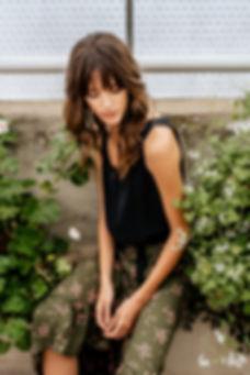 Visagist München Aylin Halman für Fotoshooting